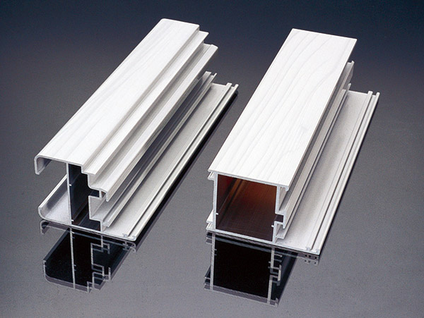 Architecutral aluminum