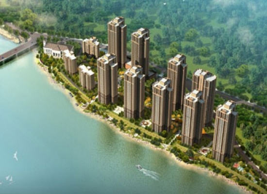 Chongqing Wanzhou days fairylakea project